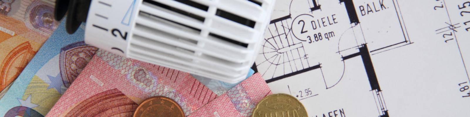 Verwarming en geld