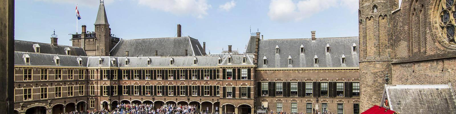 Prinsjesdag Den Haag Binnenhof