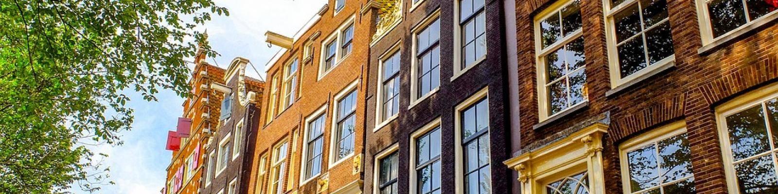 Grachtenhuizen Amsterdam