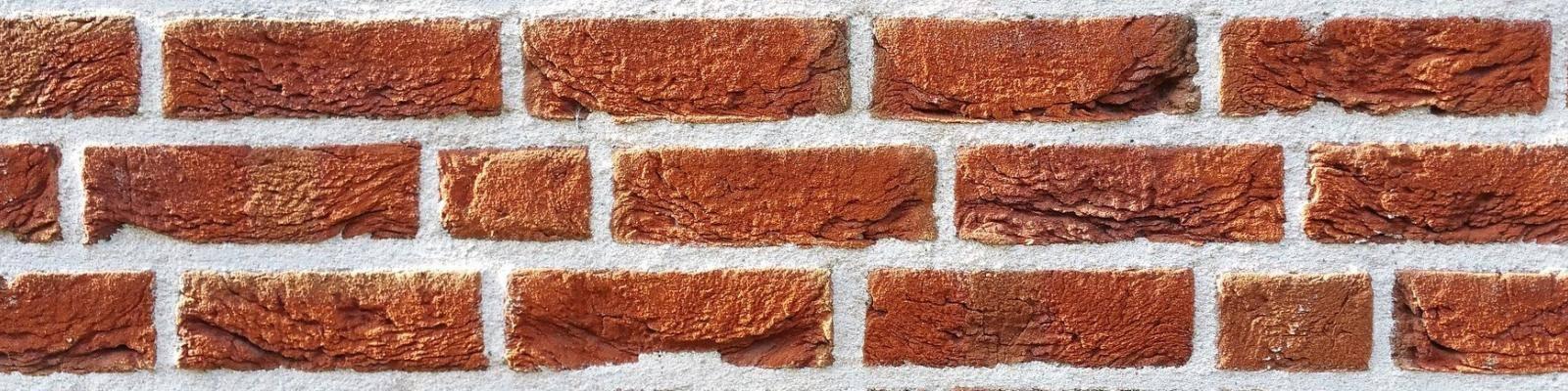 Bakstenen muur