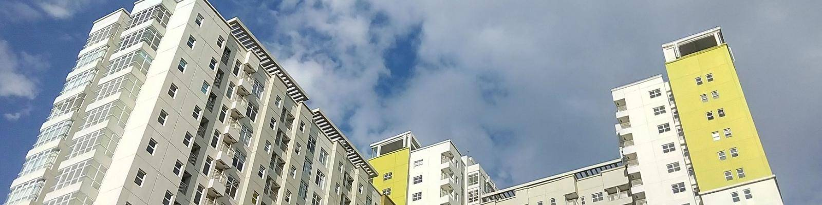 Appartementcomplexen