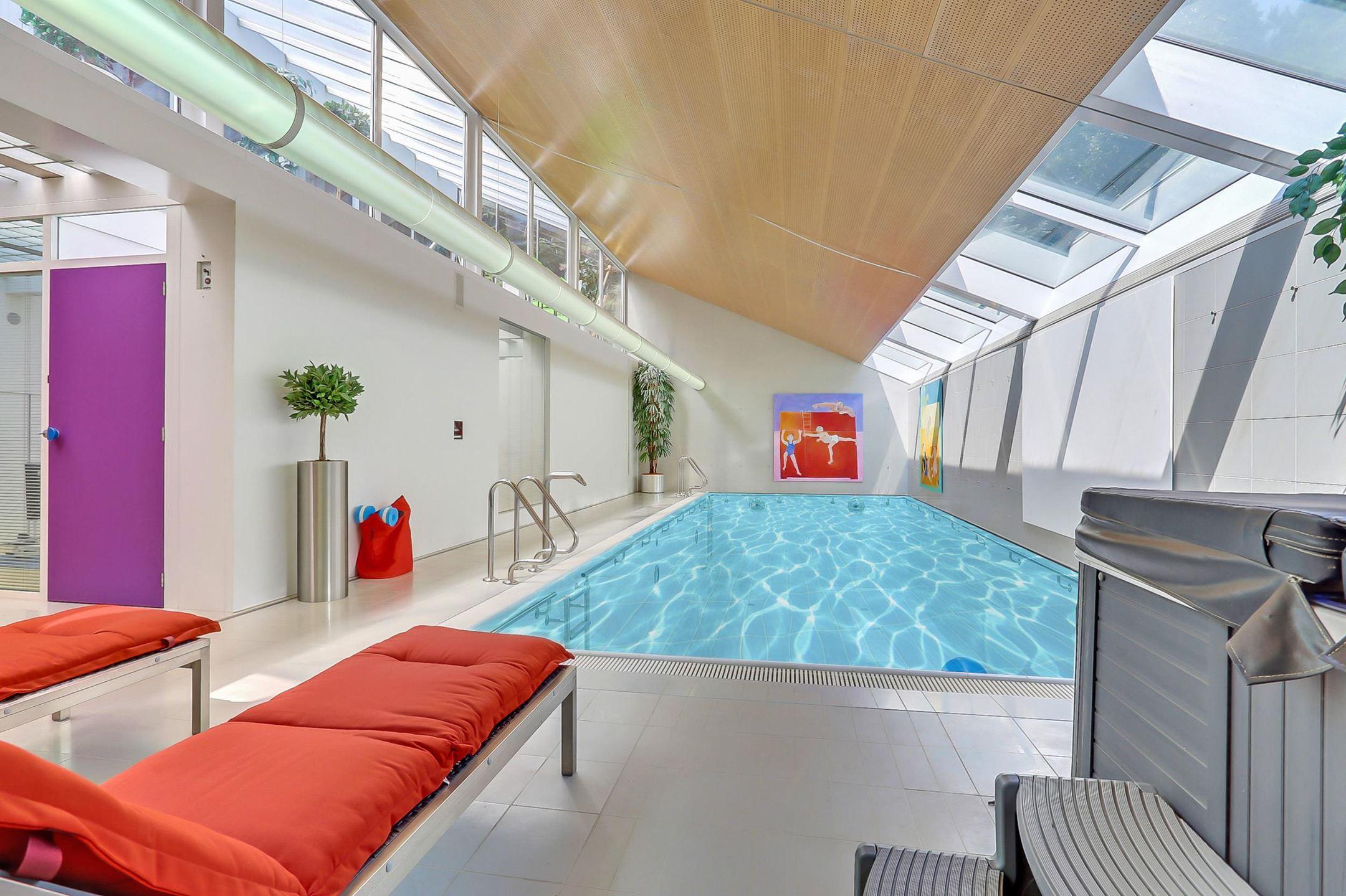 Zwembad In Huis : 5x een zomerhuis met zwembad academica